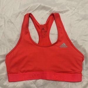 Adidas athletic apparel